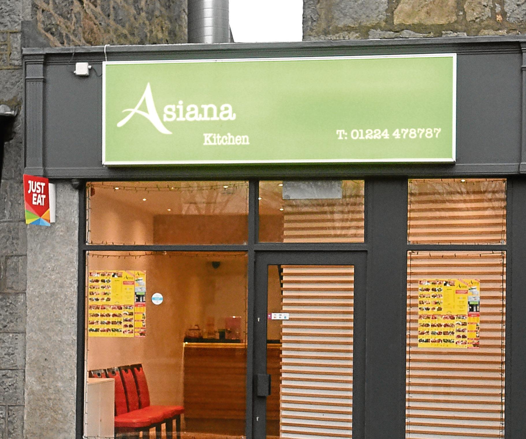 Asiana Kitchen
