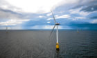 Statoil's Hywind floating wind farm