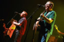 The Proclaimers at the AECC in 2015.