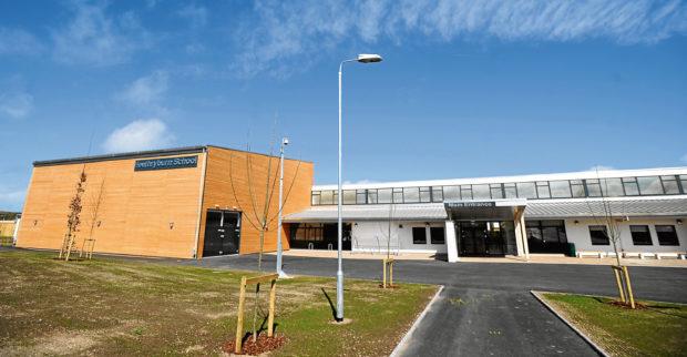 Heathryburn School.