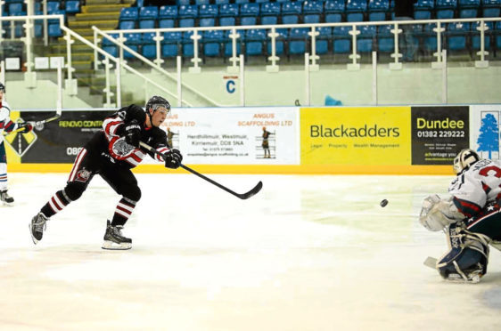 Jack Durkacz scoring. Picture by KGM Photography