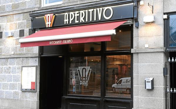 Aperitivo, Aberdeen