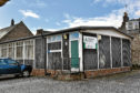 Courier News. Angus story. Plans have emerged to bulldoze the former Angus Council Damacre Centre community facility, closed in 2016 and use it as a site for affordable housing. Picture shows; exterior of the Damacre Centre. Saturday, 14th January, 2017