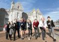 Teachers at Aberdeen Grammar School are taking on the three peaks challenge in May.
