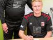 Inverurie Locos new signing Chris Angus