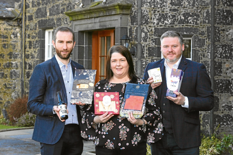 Paul McQuade, Karen Ford and Jason Robertson are to judge the North East Food and Drink Awards.