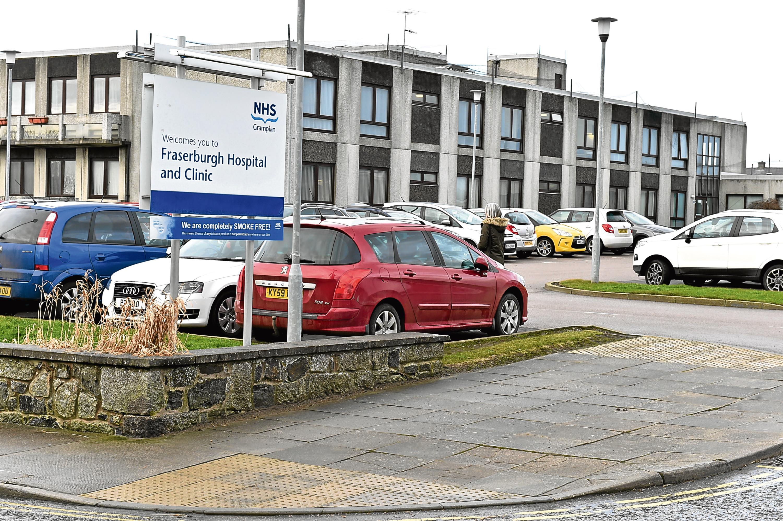 Fraserburgh Hospital and Clinic.