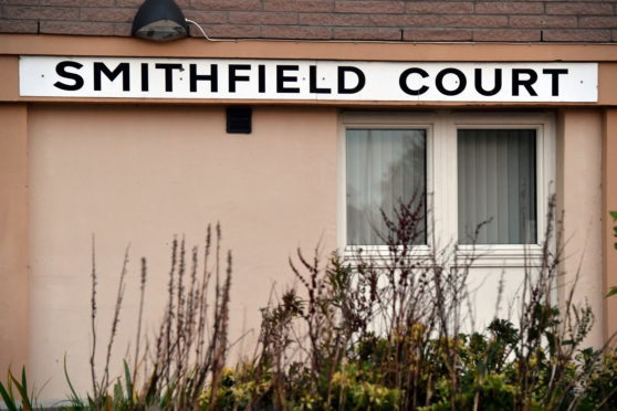 Smithfield Court.