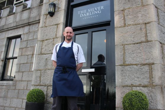 Head chef Craig Somers