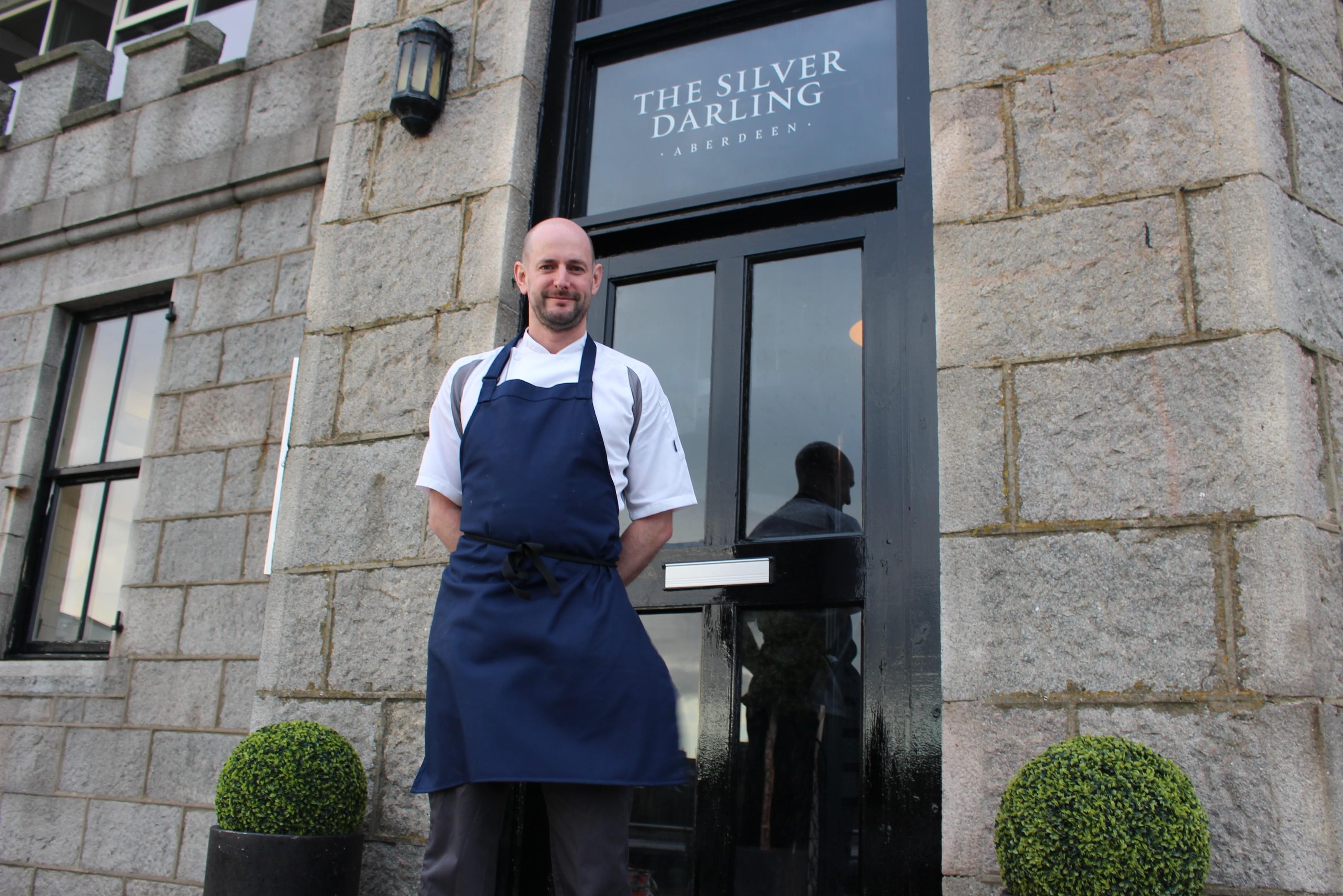 Head chef Craig Somers