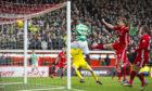 Celtic's Moussa Dembele scores to make it 1-0.