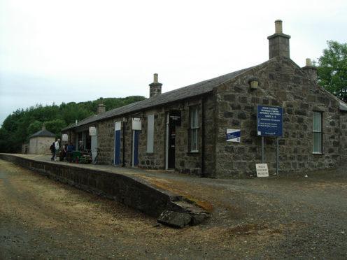 Maud Railway Museum
