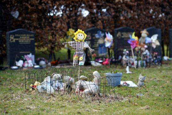Hazlehead Cemetery.
