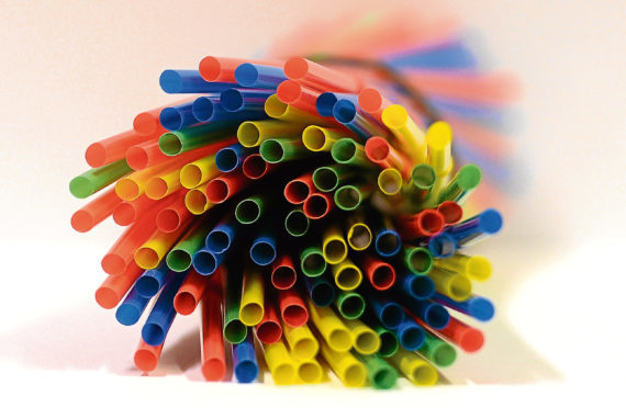 Councillors agreed that plastic straws should be removed from drinks sold at schools where possible.