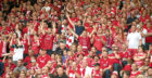 Aberdeen fans at last season's Scottish Cup final