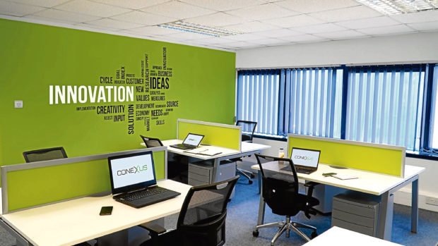 Conexus has opened an office at Kirkhill Industrial Estate.