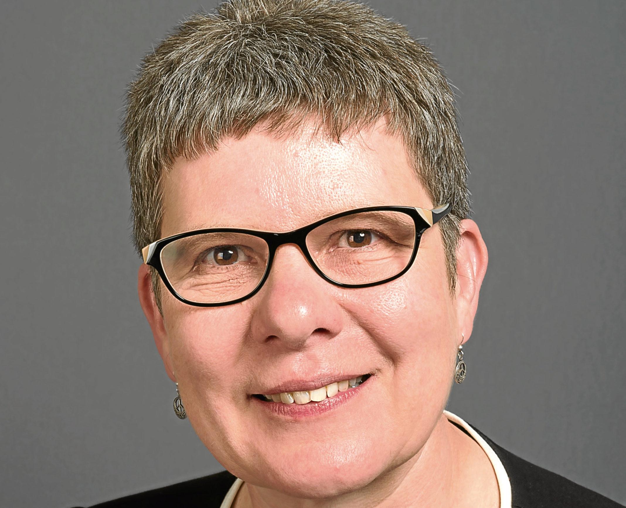 Councillor Alison Evison