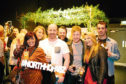 Festival goers at a previous North Hop event