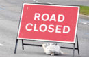 A section of George Street will be shut for two weeks.