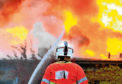 Nearly 2,700 deliberate fires were started across Scotland in a two-month period.