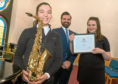 15-year-old Emily Manson has been named as the winner of the Norman Moy Award 2018 for excellence in jazz musicianship.