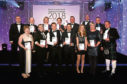The winners from the North East Scotland Food and Drink  Awards.