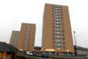 Grampian Court, Brimmond Court and Morven Court