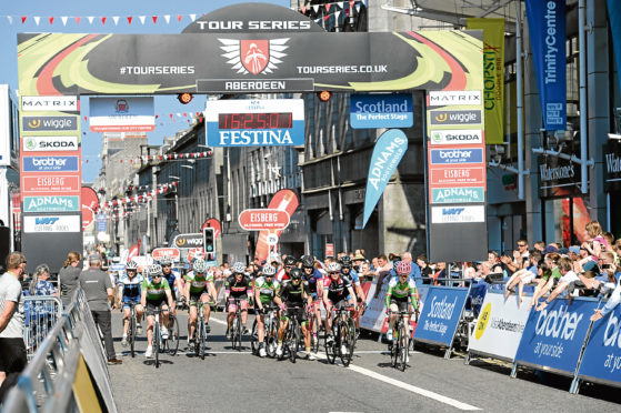 Last year's Tour Series.