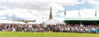 The 150th Aboyne Highland Games.