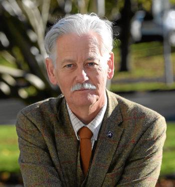 Councillor Peter Argyle.