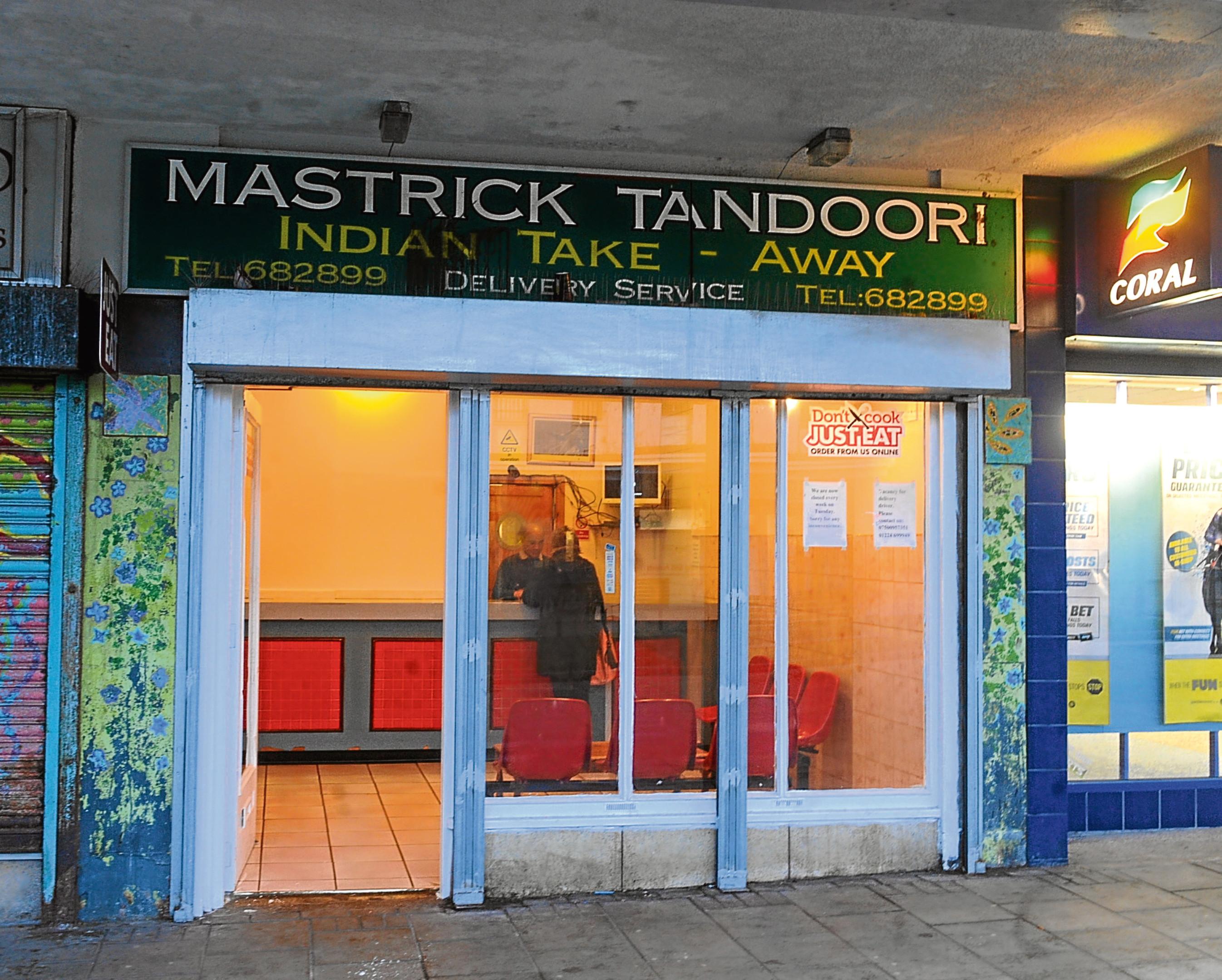 Mastrick Tandoori.