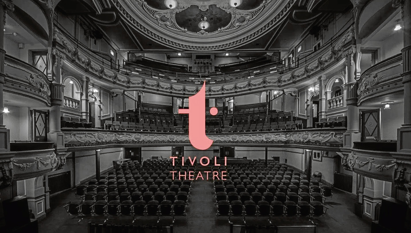 The Tivoli's new logo.