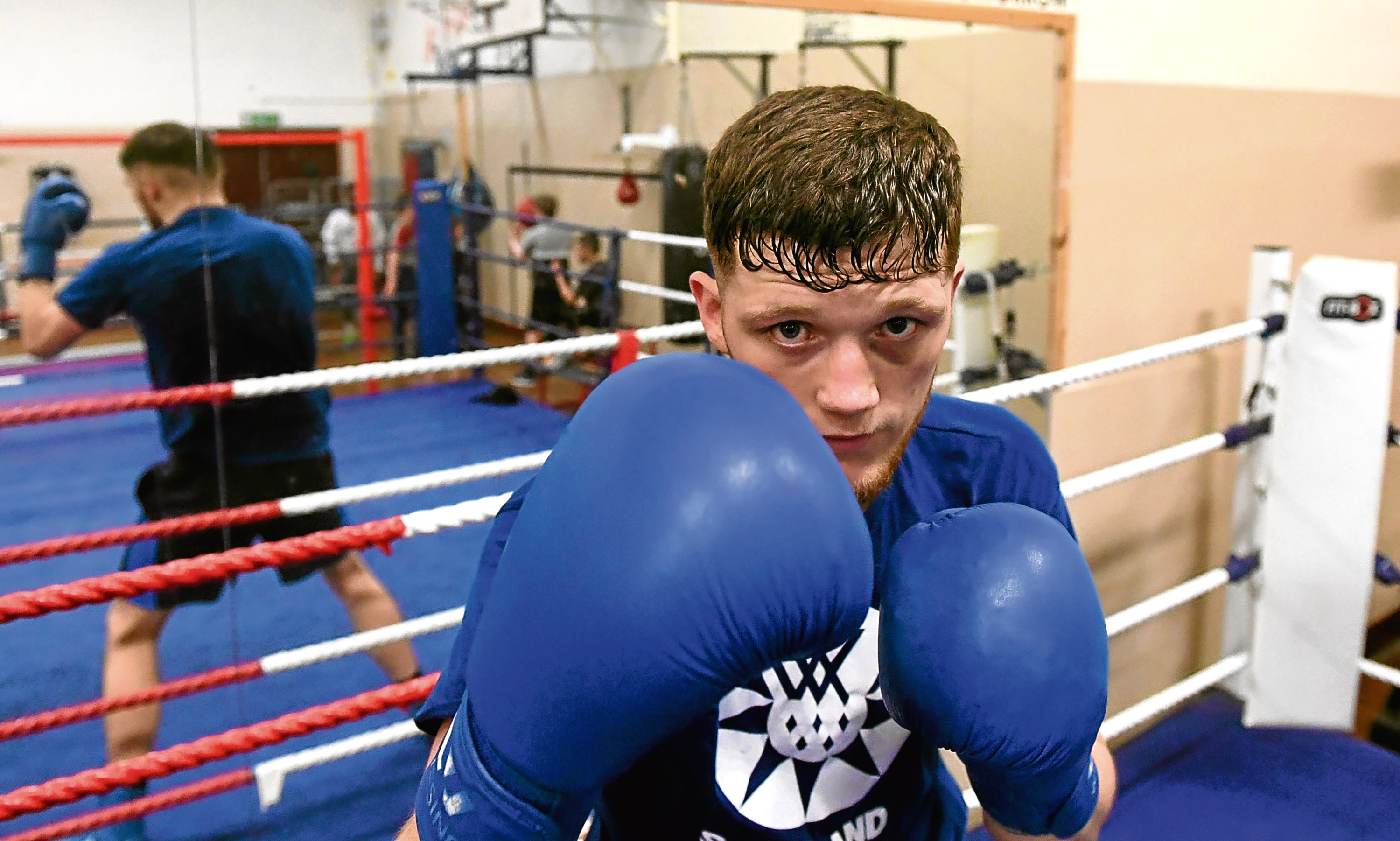 Byron Boxing Club's John Docherty secured bronze at the Commonwealth Games.