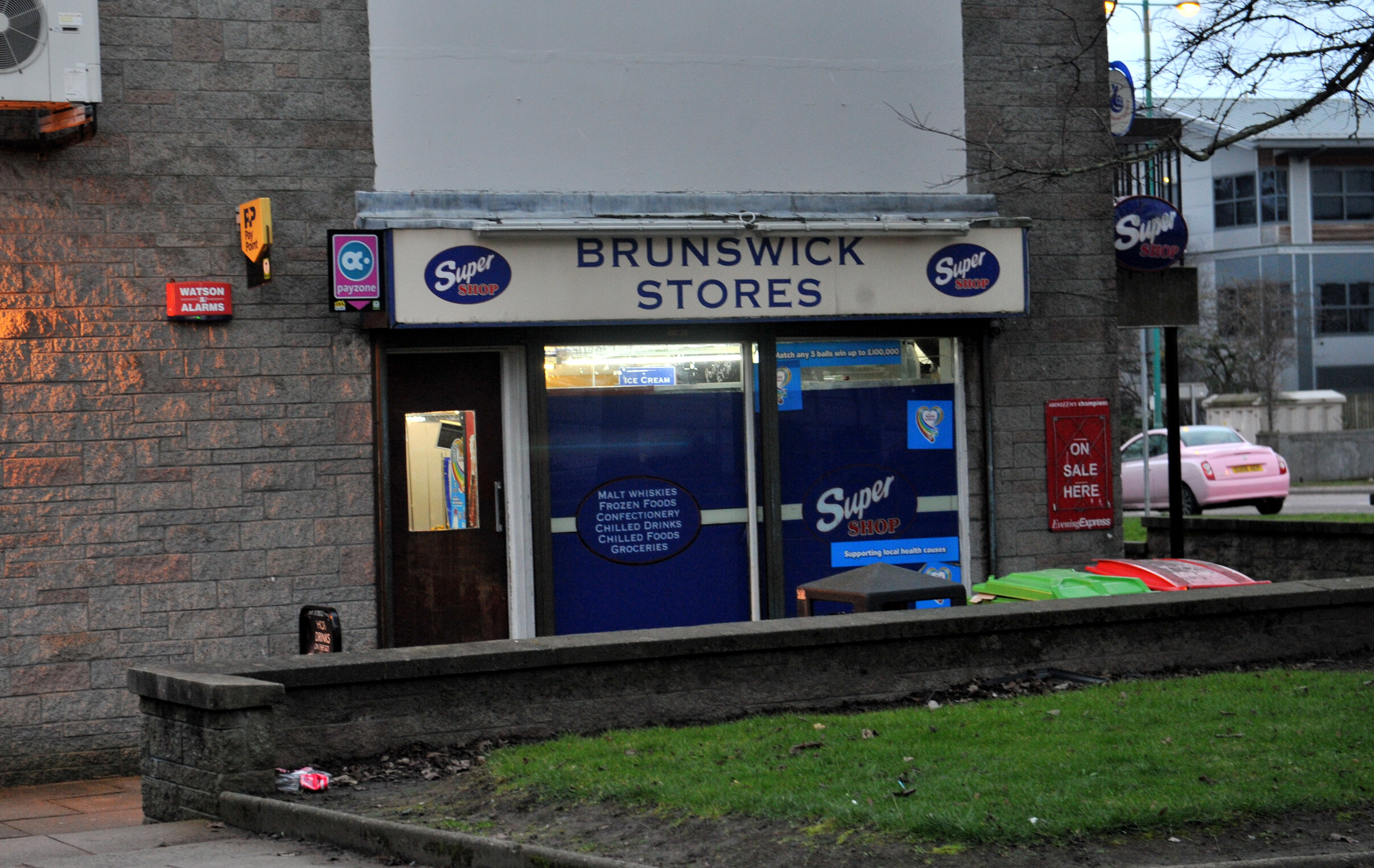 Brunswick Stores at the Beach Boulevard