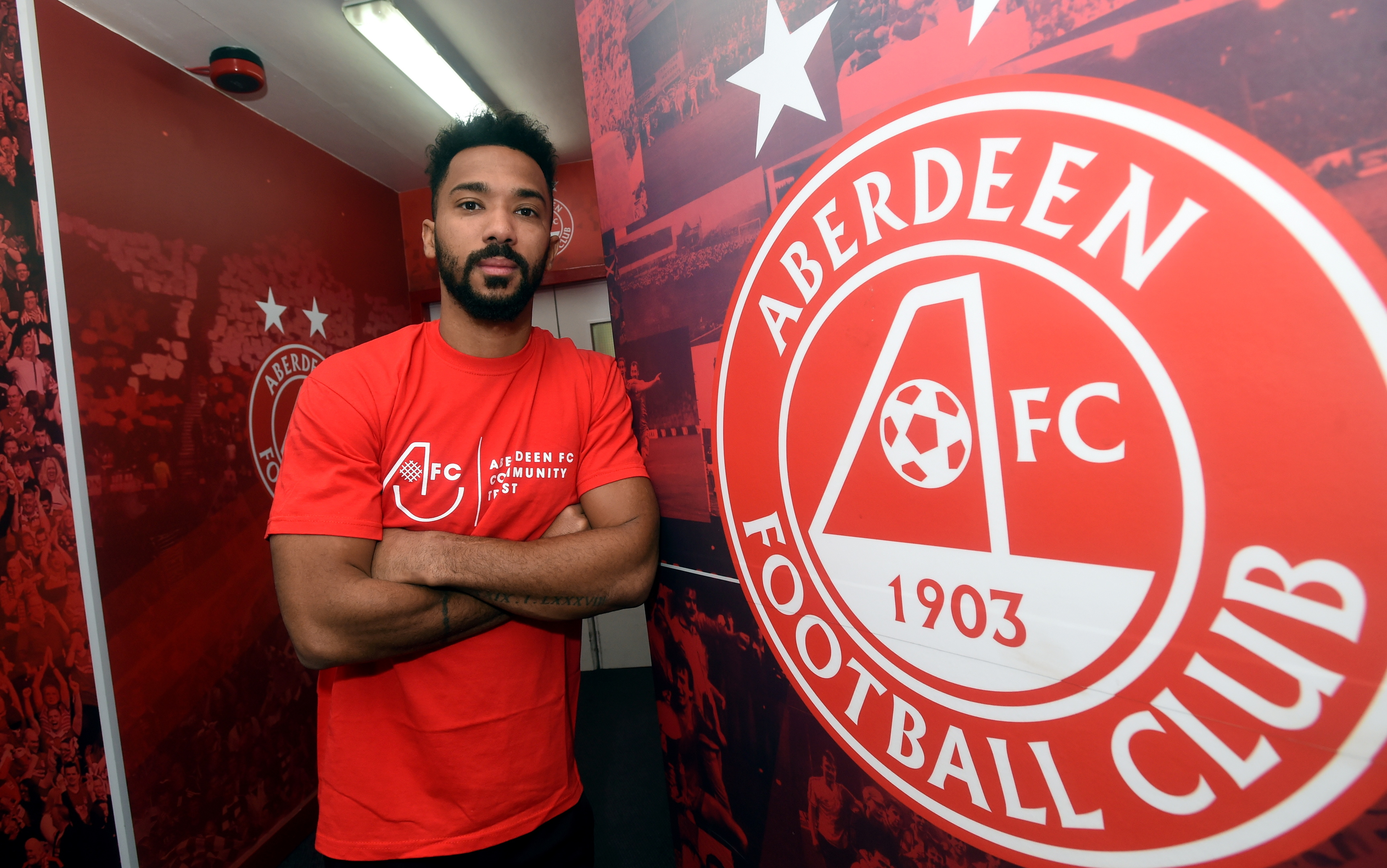 Shay Logan. Picture by Heather Fowlie