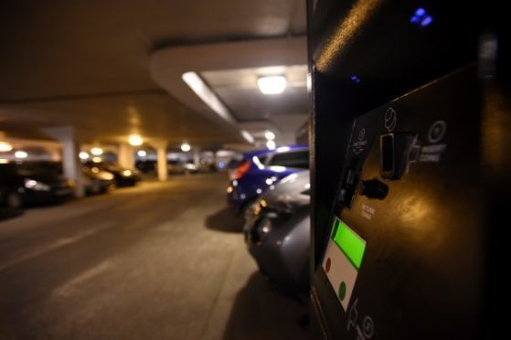 Aberdeen City Council co-leader Douglas Lumsden said they intend to subsidise parking after 5pm in the city centre.
