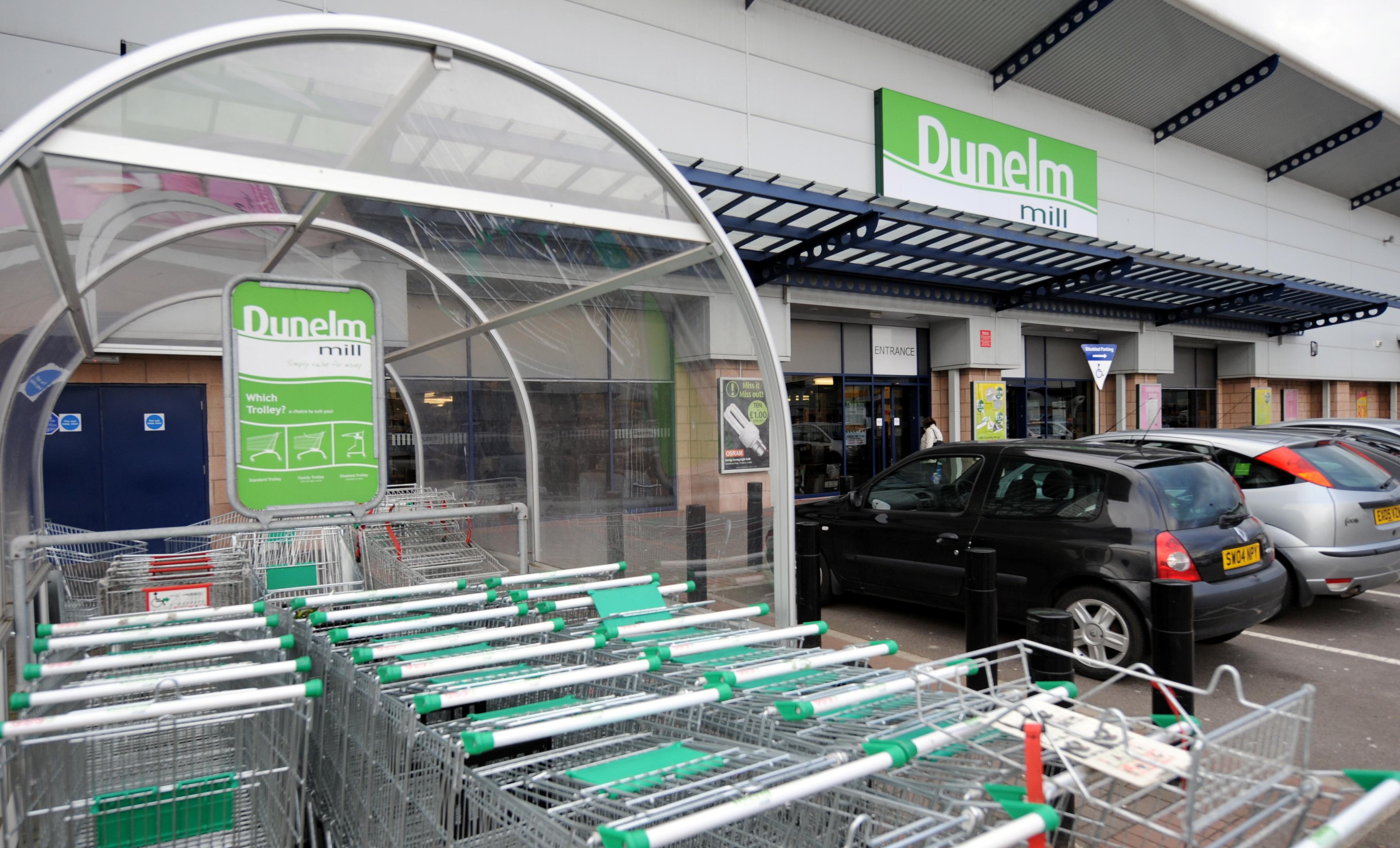 Dunelm at Boulevard Retail Park, Links Road, Aberdeen.