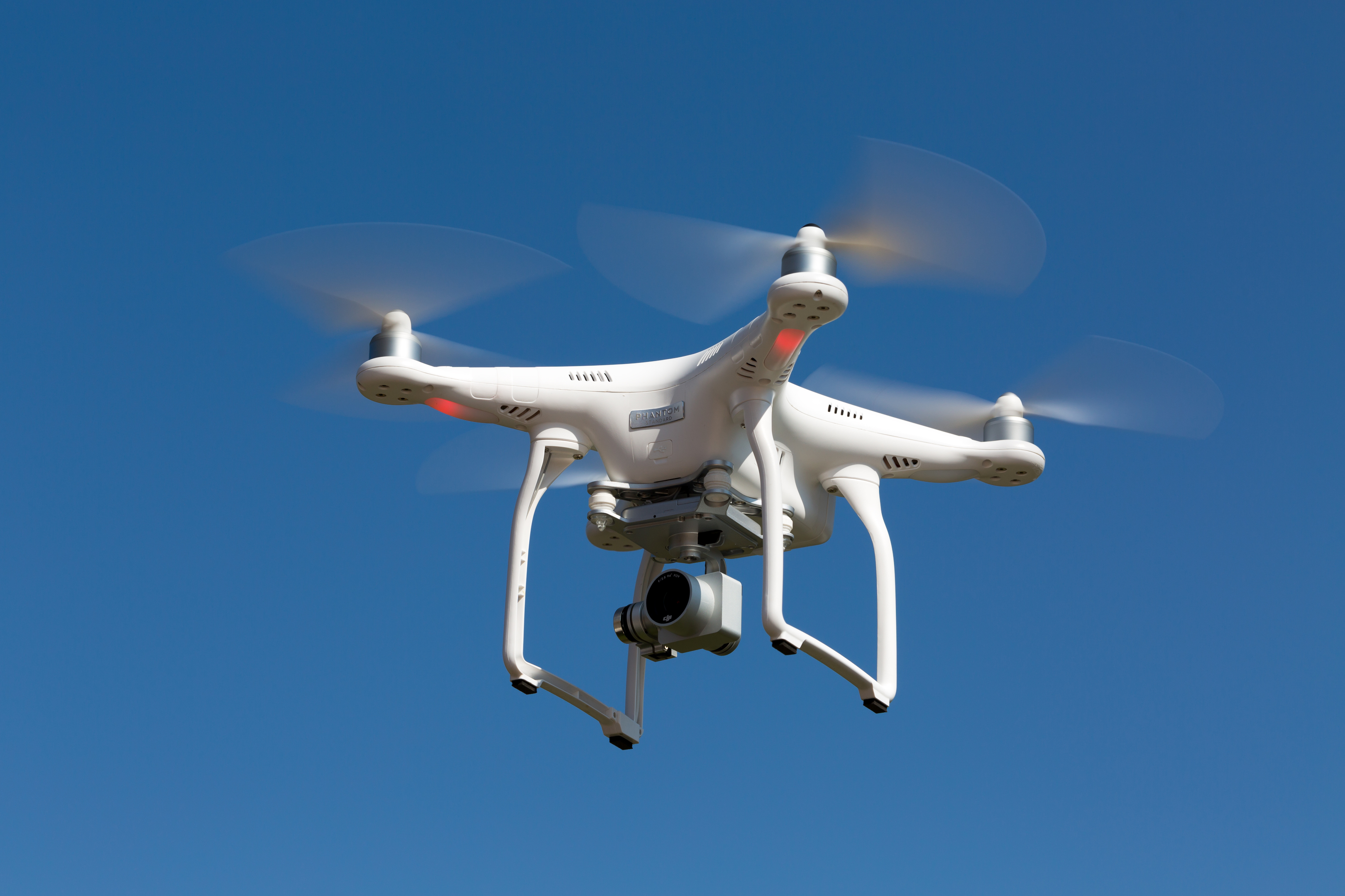 Police have issued a warning about drones