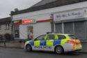 The Spar on Clifton Road, Aberdeen