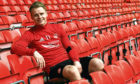Gary Mackay-Steven impressed against Celtic at Parkhead.