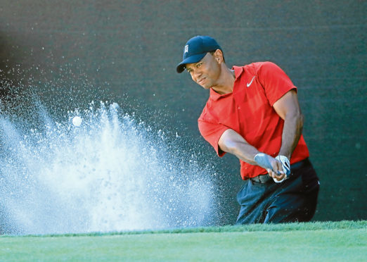 Could the Masters complete Tiger's remarkable renaissance?