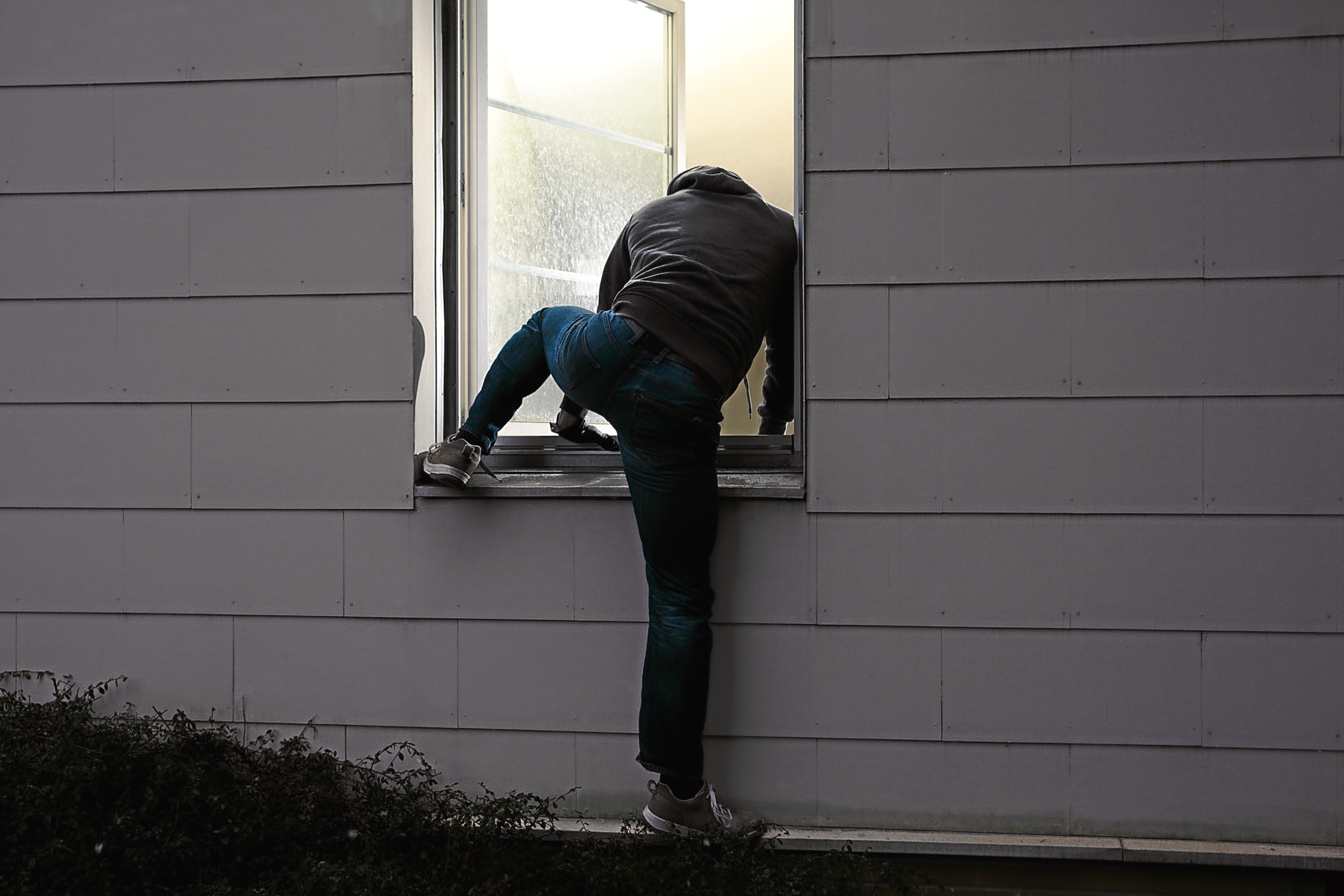 In Aberdeen, 17 teenagers have been reported for housebreaking over the last three years.