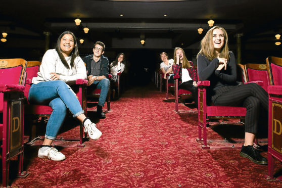Young people can be involved in the Music Hall's reopening
