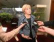 Councillor Jenny Laing.