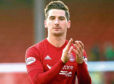 Aberdeen's Kenny McLean scored the opener against Kilmarnock at Rugby Park.