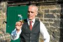 Stewart Buchanan, 47, has been named a Keeper of the Quaich