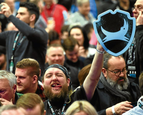 More than 8,000 people attended BrewDog's AGM at the AECC