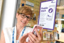 NHS Grampian is encouraging people across the North-east to download a new app to help people look out for their neighbours.