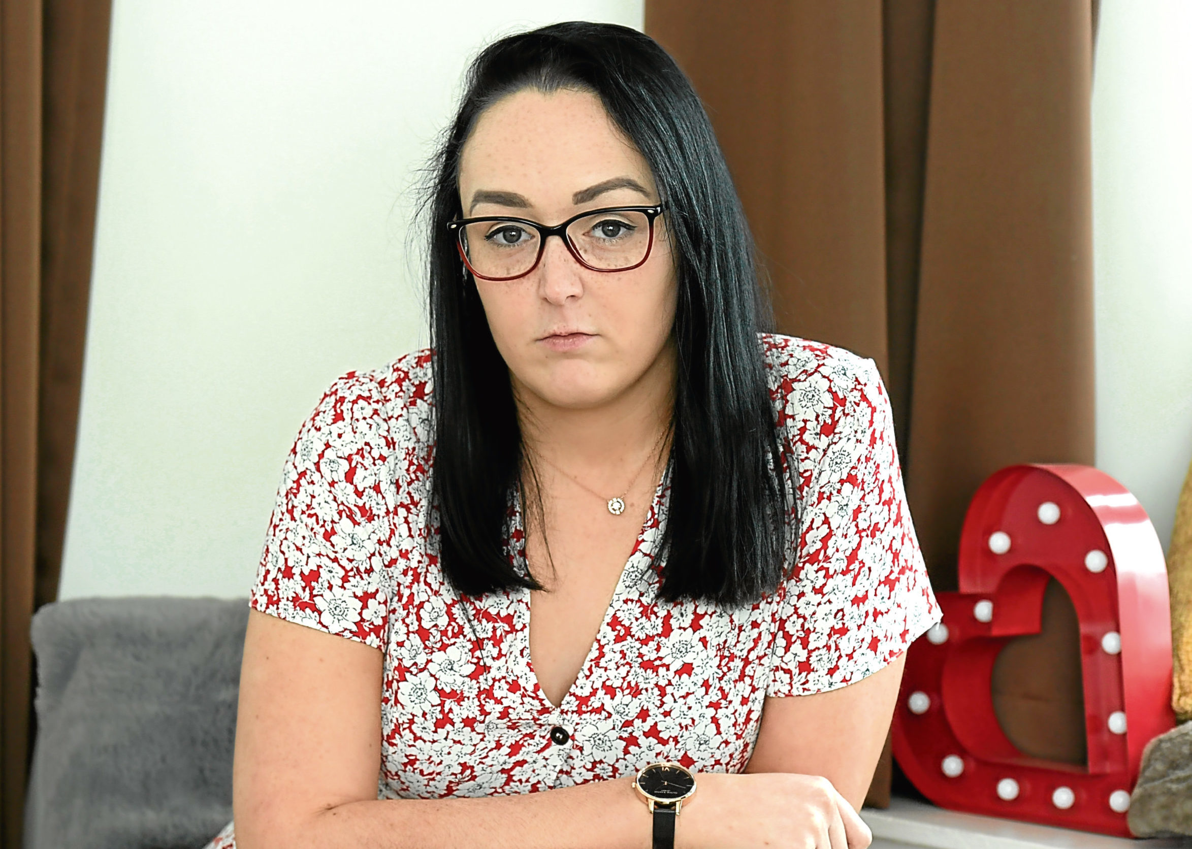 Katie Johnston feels she can move on after her rapist was sentenced.