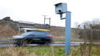 Guidelines state cameras must be used where there is evidence of crashes or speeding.